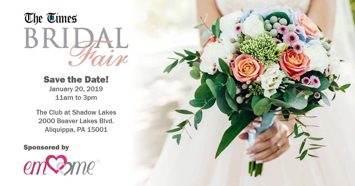 The Times Bridal Fair 2019