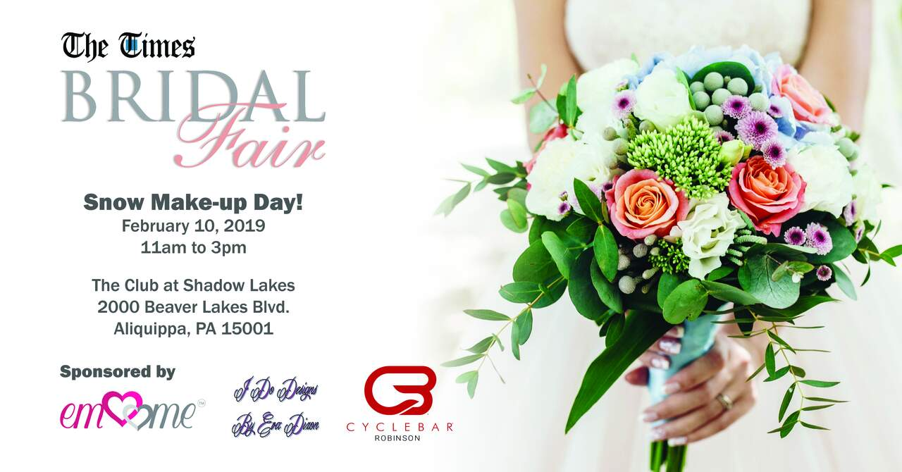 The Times Bridal Fair 2019 - Snow Make-Up Day!