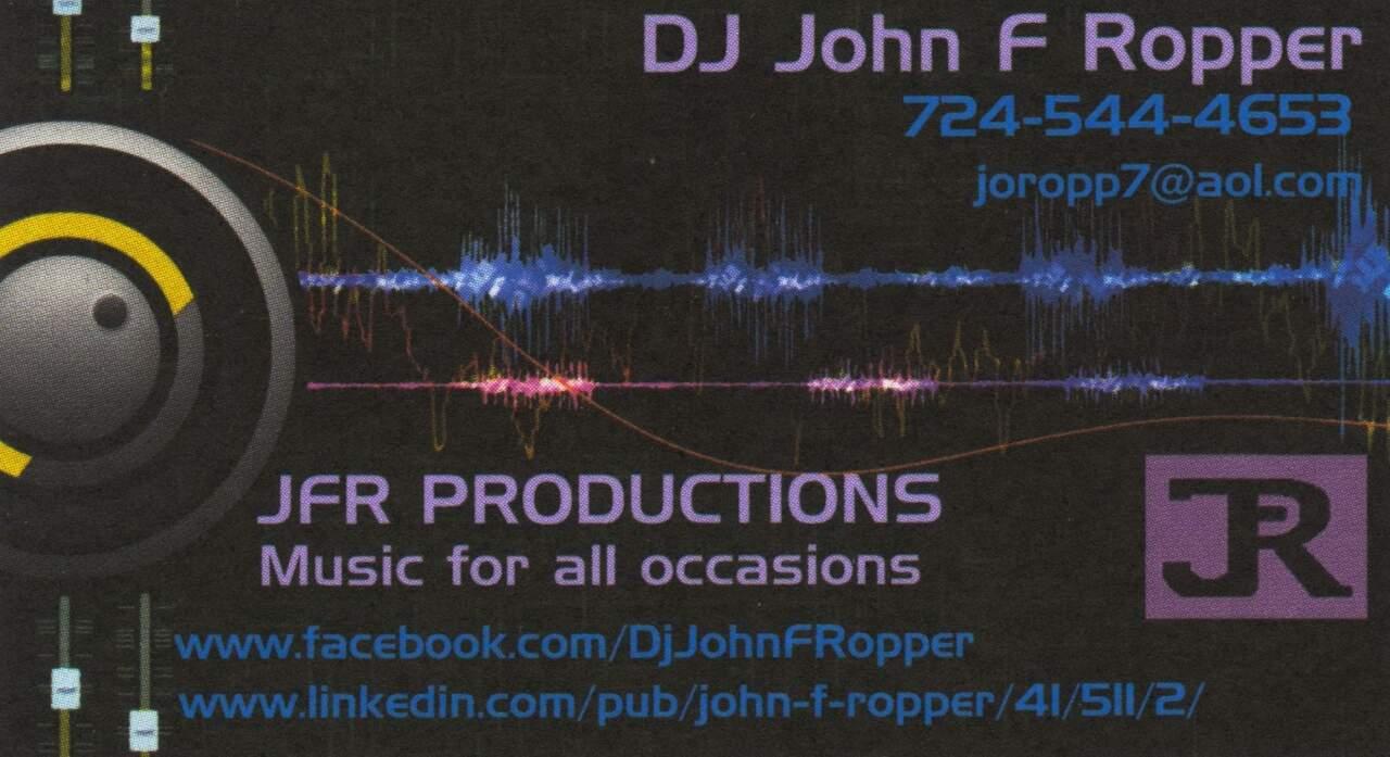 DJ John F. Ropper