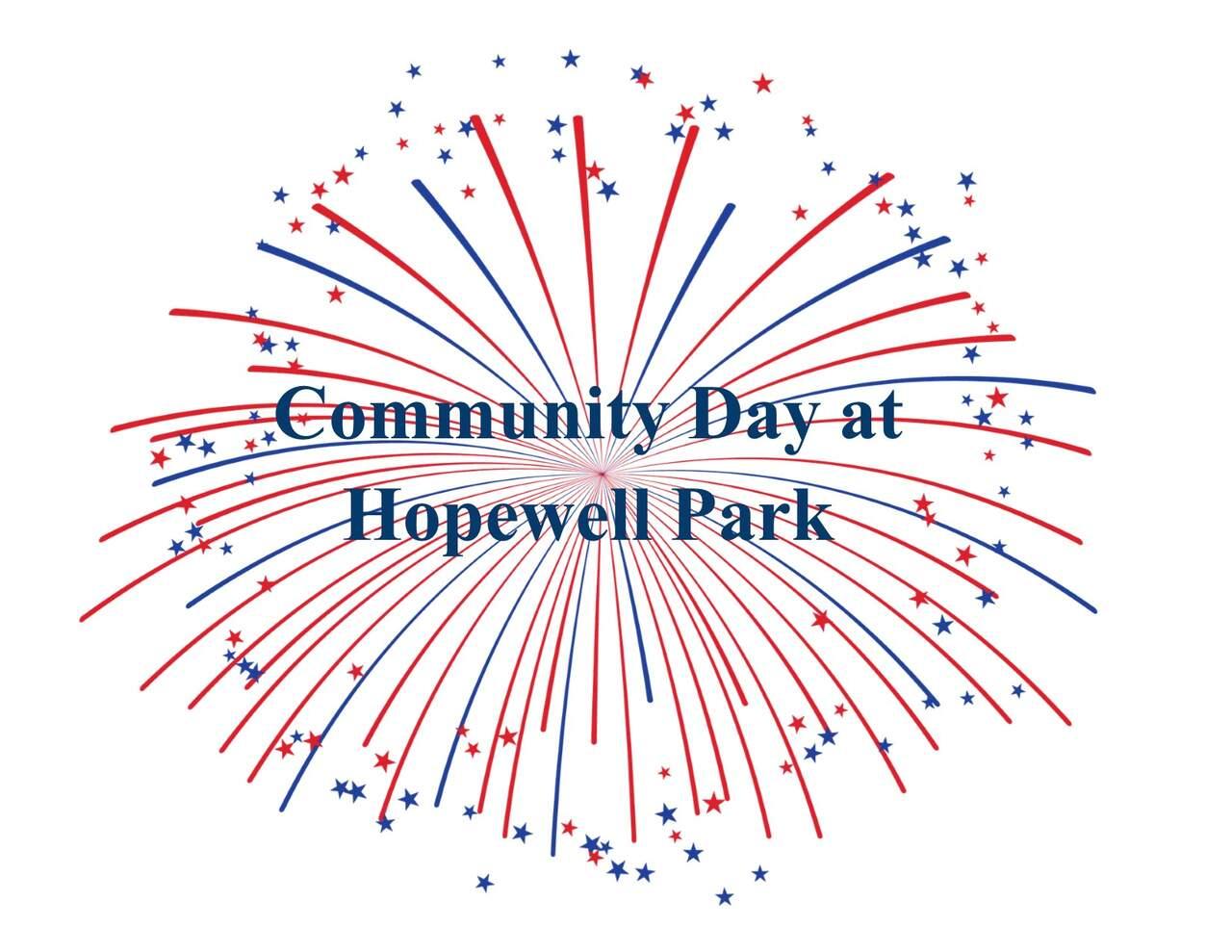 Hopewell Community Park - Community Day