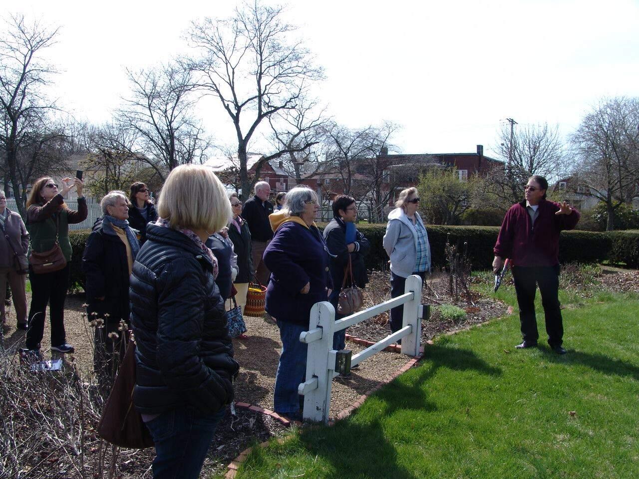 Spring Garden Seminar