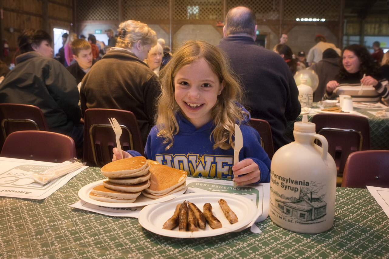 42nd Annual Maple Syrup Festival