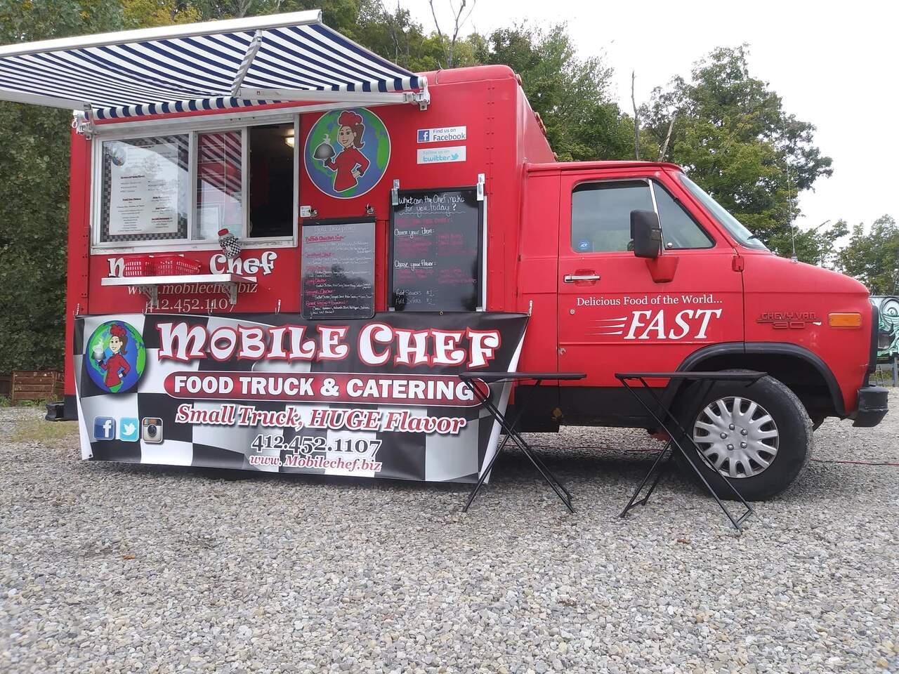 Mobile Chef