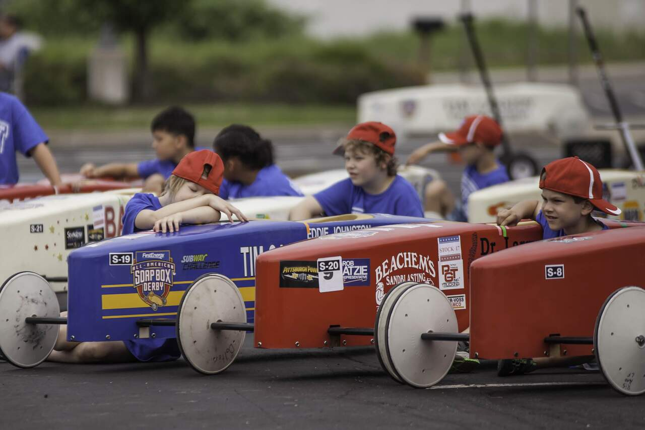 Soapbox Derby Fun Day