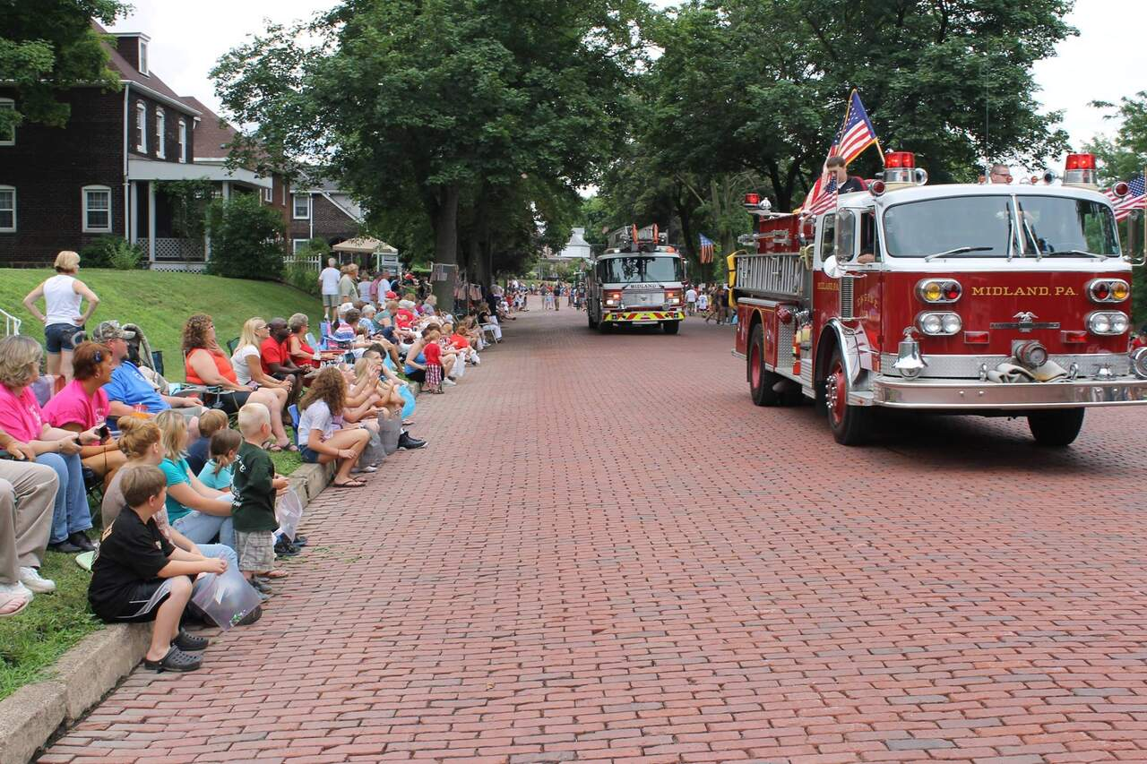 Midland's Annual 4TH of July Celebration
