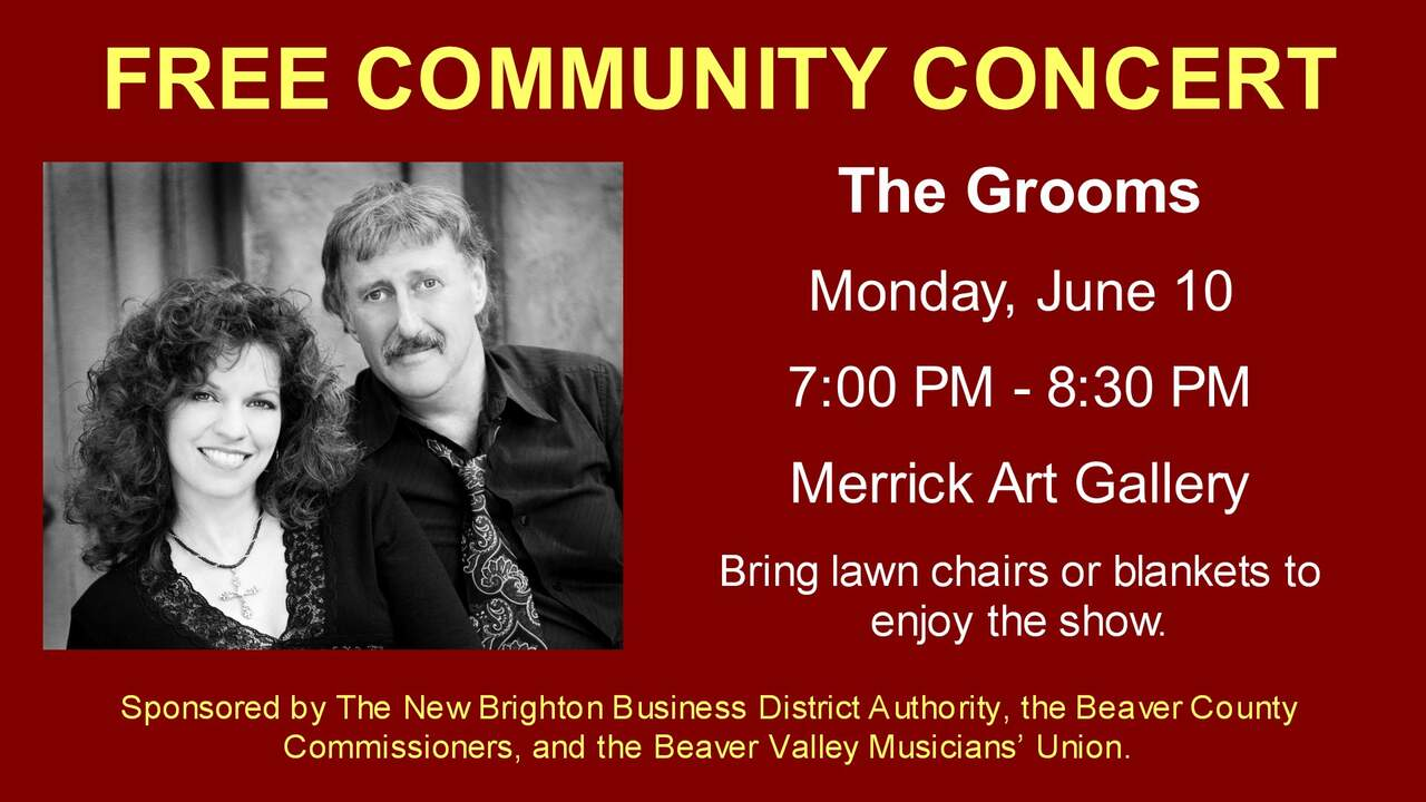 The Grooms Concert