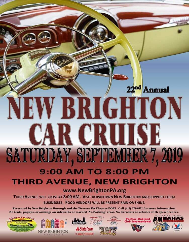 22nd Annual New Brighton Car Cruise