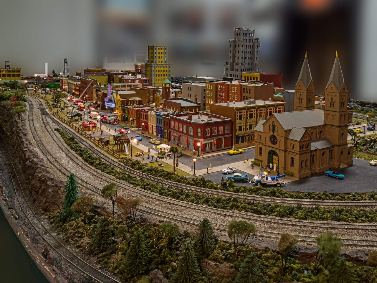Beaver County SPRING Model Train Sale