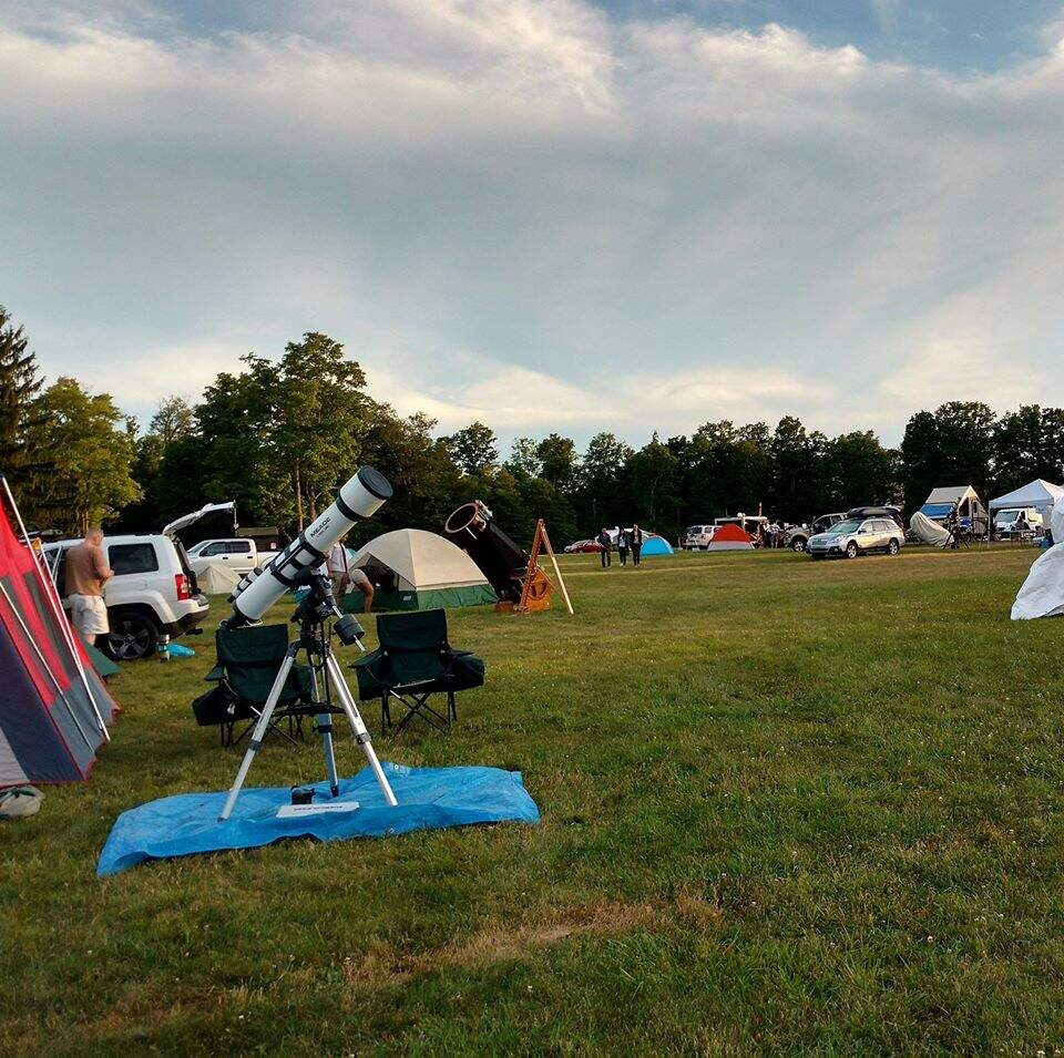 Monthy Star Party