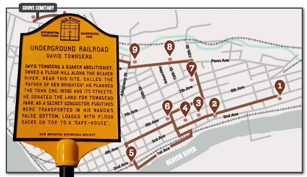 Underground Railroad Guided Tours