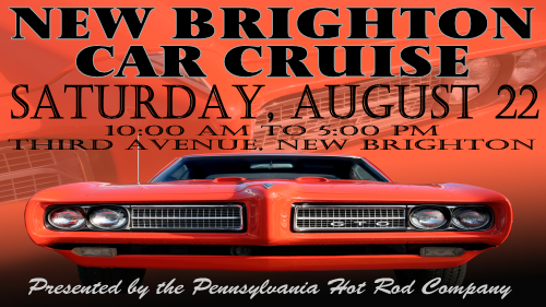 New Brighton Car Cruise
