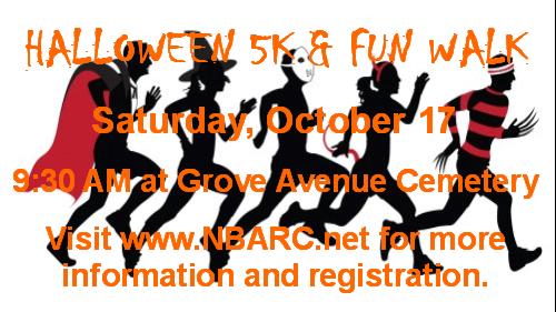 Halloween 5K & Fun Walk