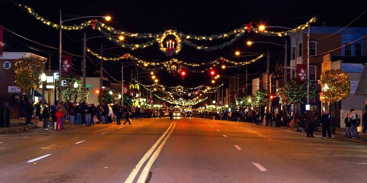 Winterfest & Christmas Parade