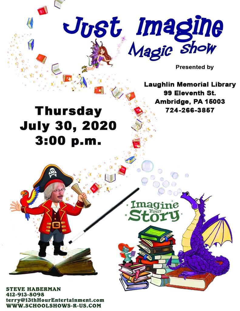 Magic Show with Steve Haberman