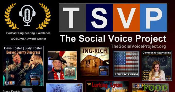 BAHF Speaker Series: A Living History – The Social Voice Project