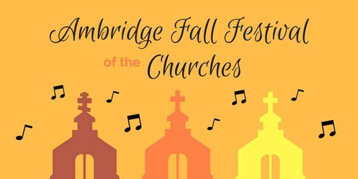 5th Annual Fall Festival of Churches