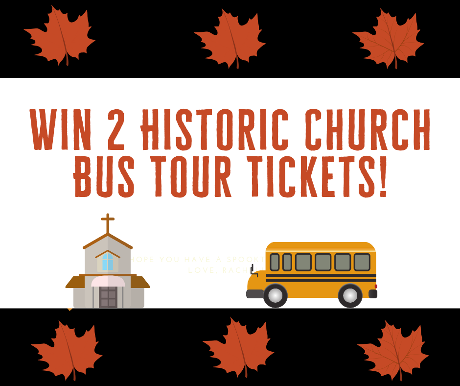 Historic Church Bus Tour
