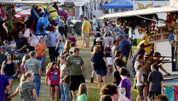 Big Knob Grange Fair