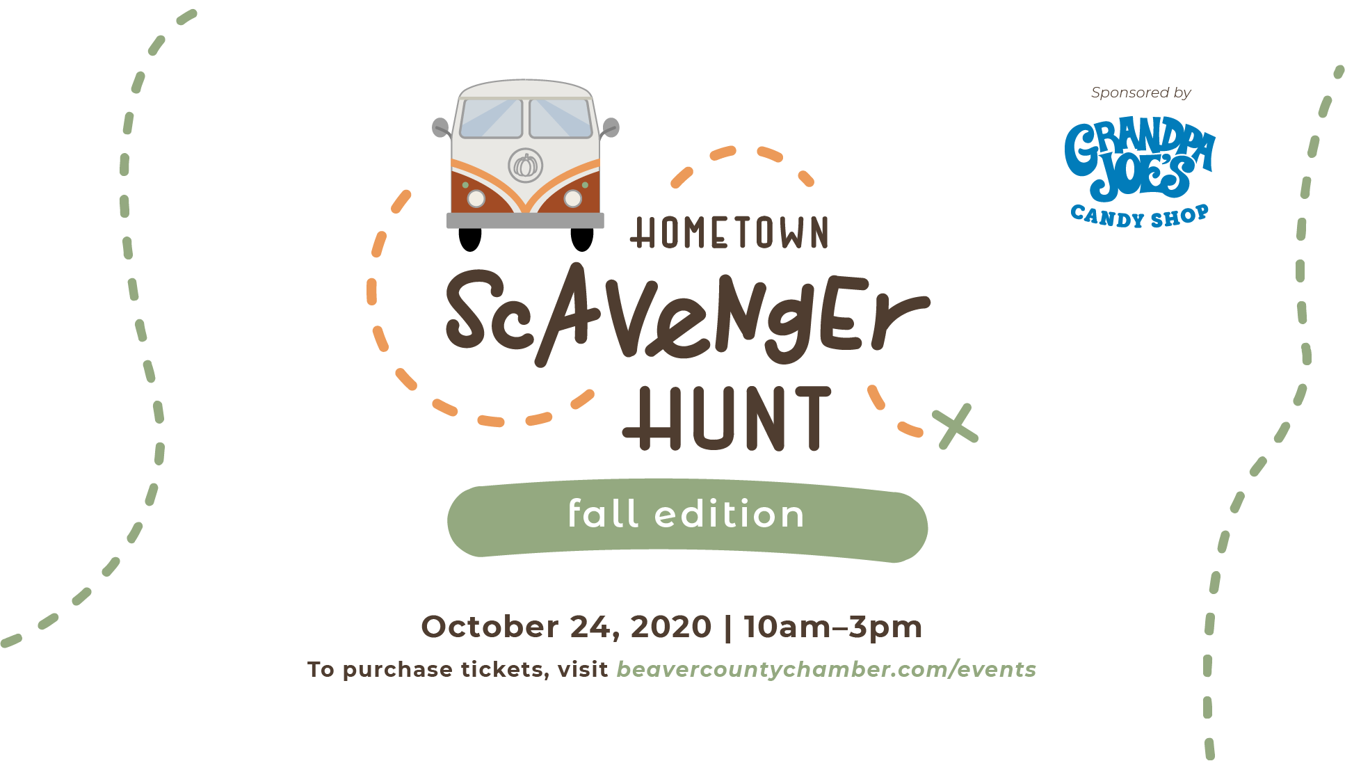 Hometown Scavenger Hunt - Fall Edition