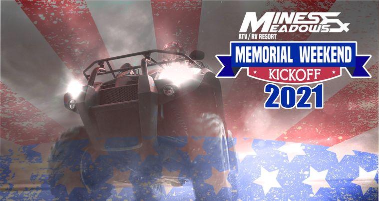 Memorial Day Kickoff