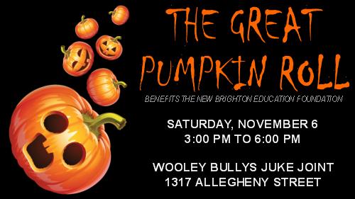 The Great Pumpkin Roll!
