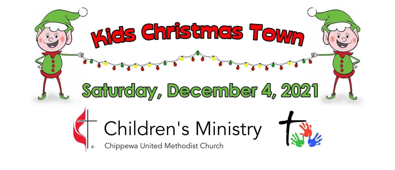 Kids Christmas Town