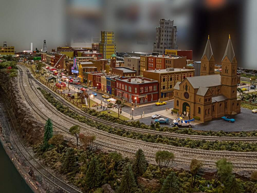 Beaver County Model Railroad Christmas Season Open House