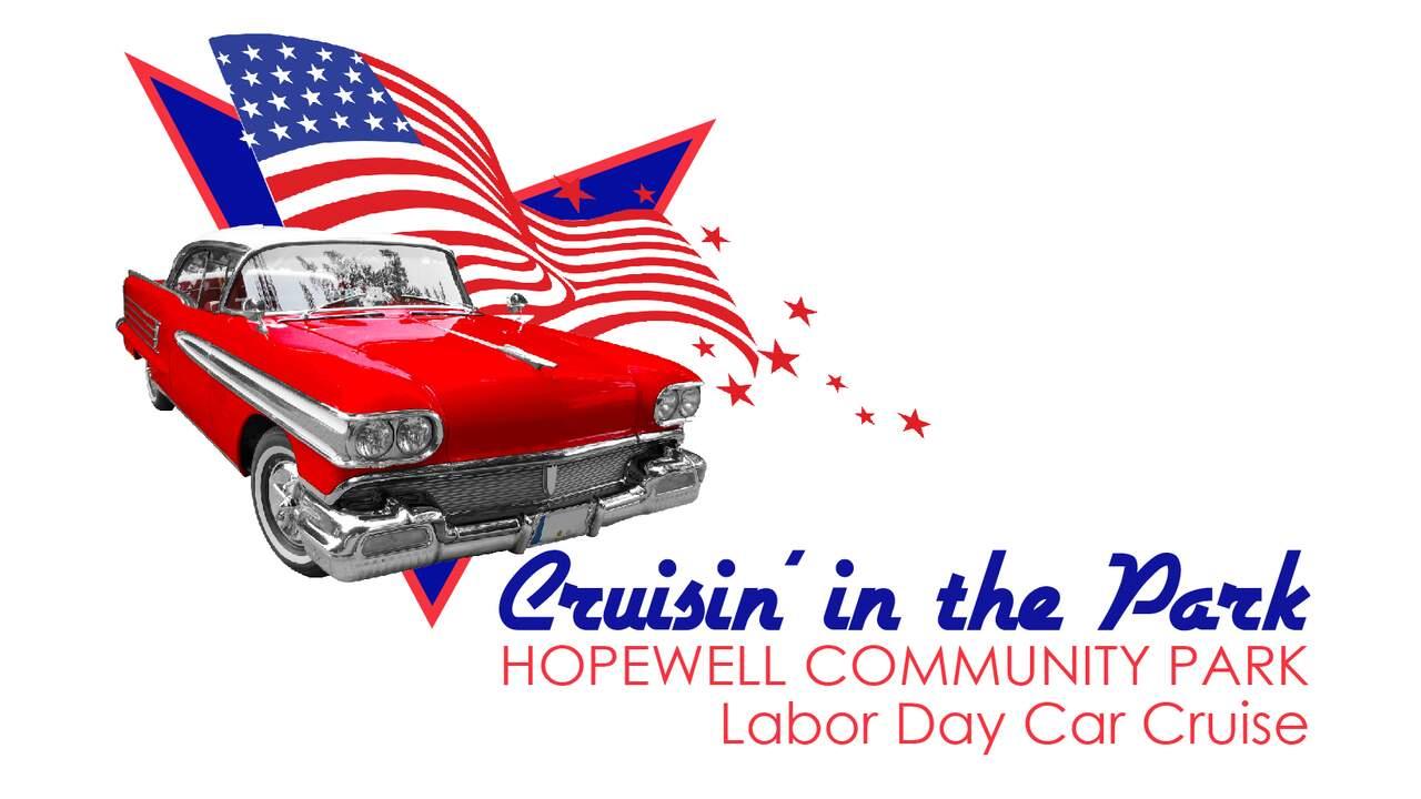 Cruisin' the Park Labor Day Car Cruise
