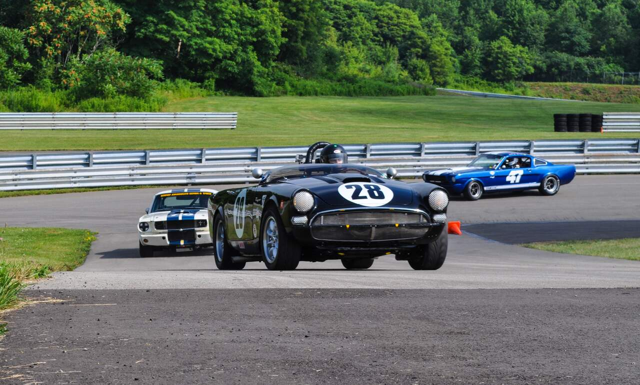 Pittsburgh Vintage Grand Prix Historics