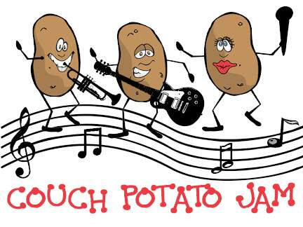 Couch Potato Jam Version 1.0