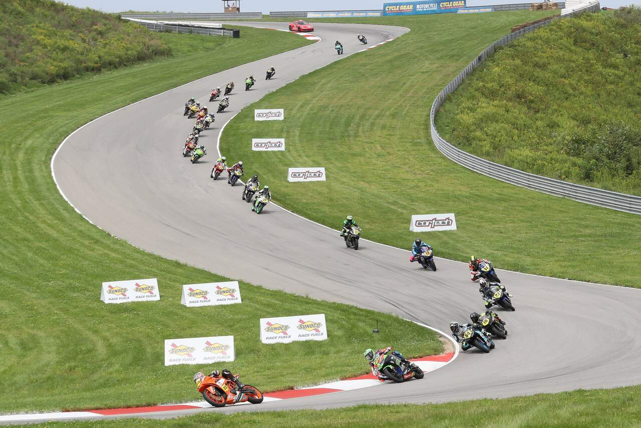 MotoAmerica Championship of Pittsburgh
