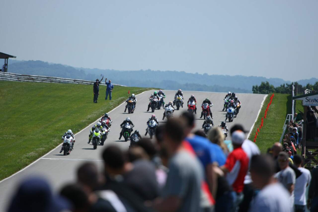 N2 Motorcycle Race Weekend
