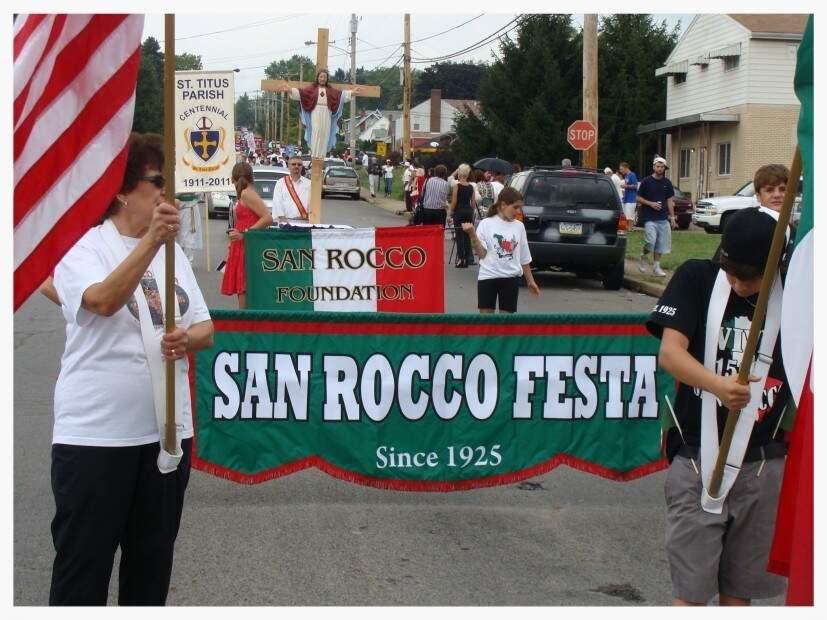 San Rocco Festa