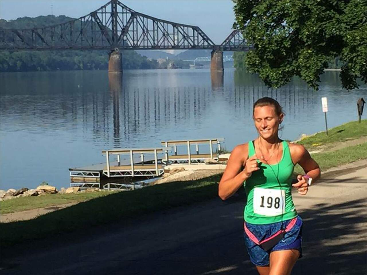 Ohio River Trail Council River Run 5K & 10 K Road Race Series - Spring, Summer, & Fall