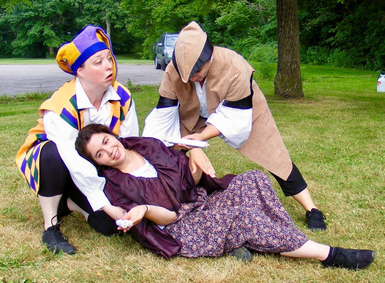 Unrehearsed Shakespeare Project: The Tragedie of Othello, The Moore of Venice