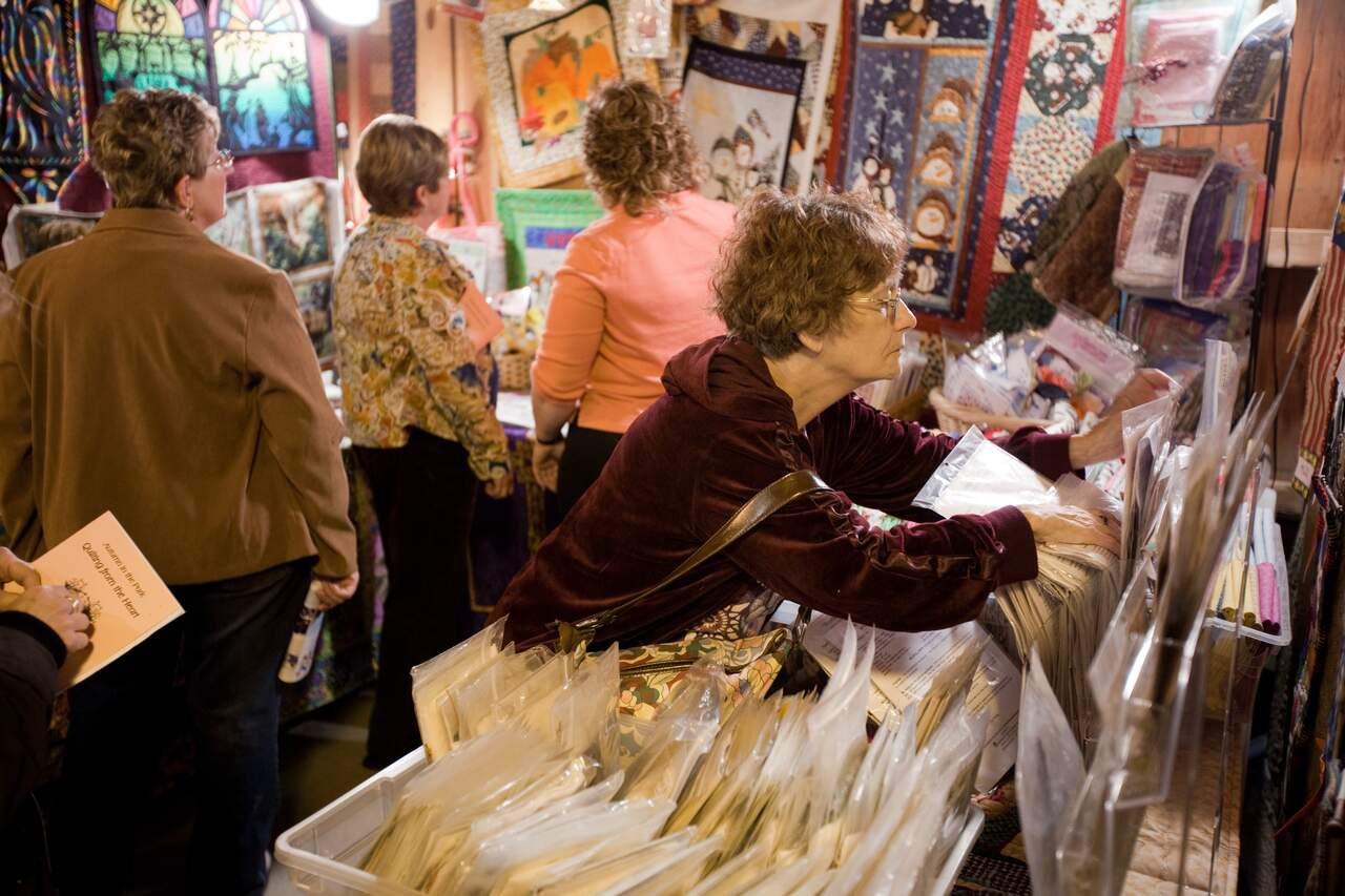 25th Annual Quilt Show