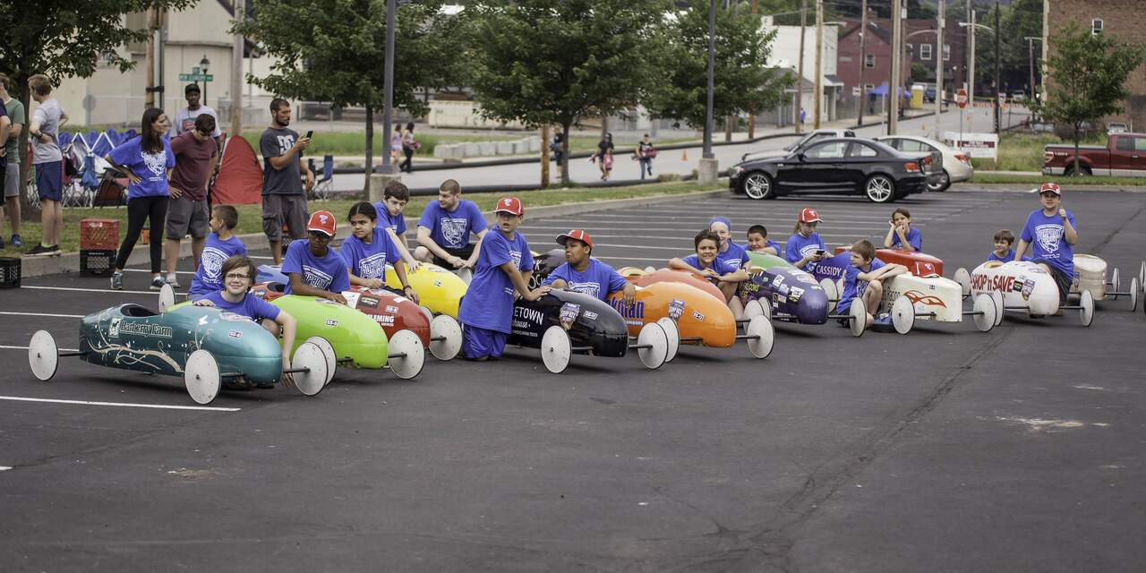 SoapBox Derby Regional Qualifing Race