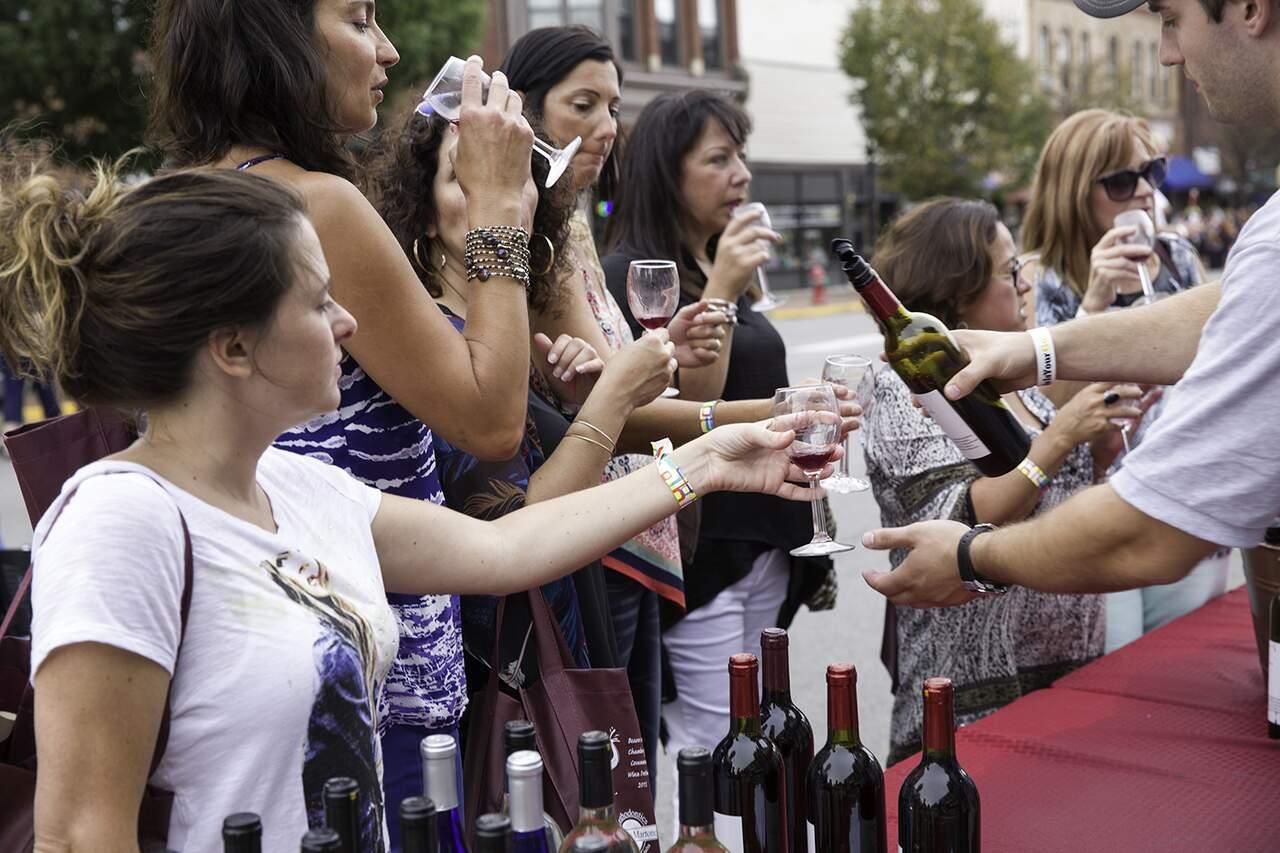 4th Annual Beaver Wine Festival
