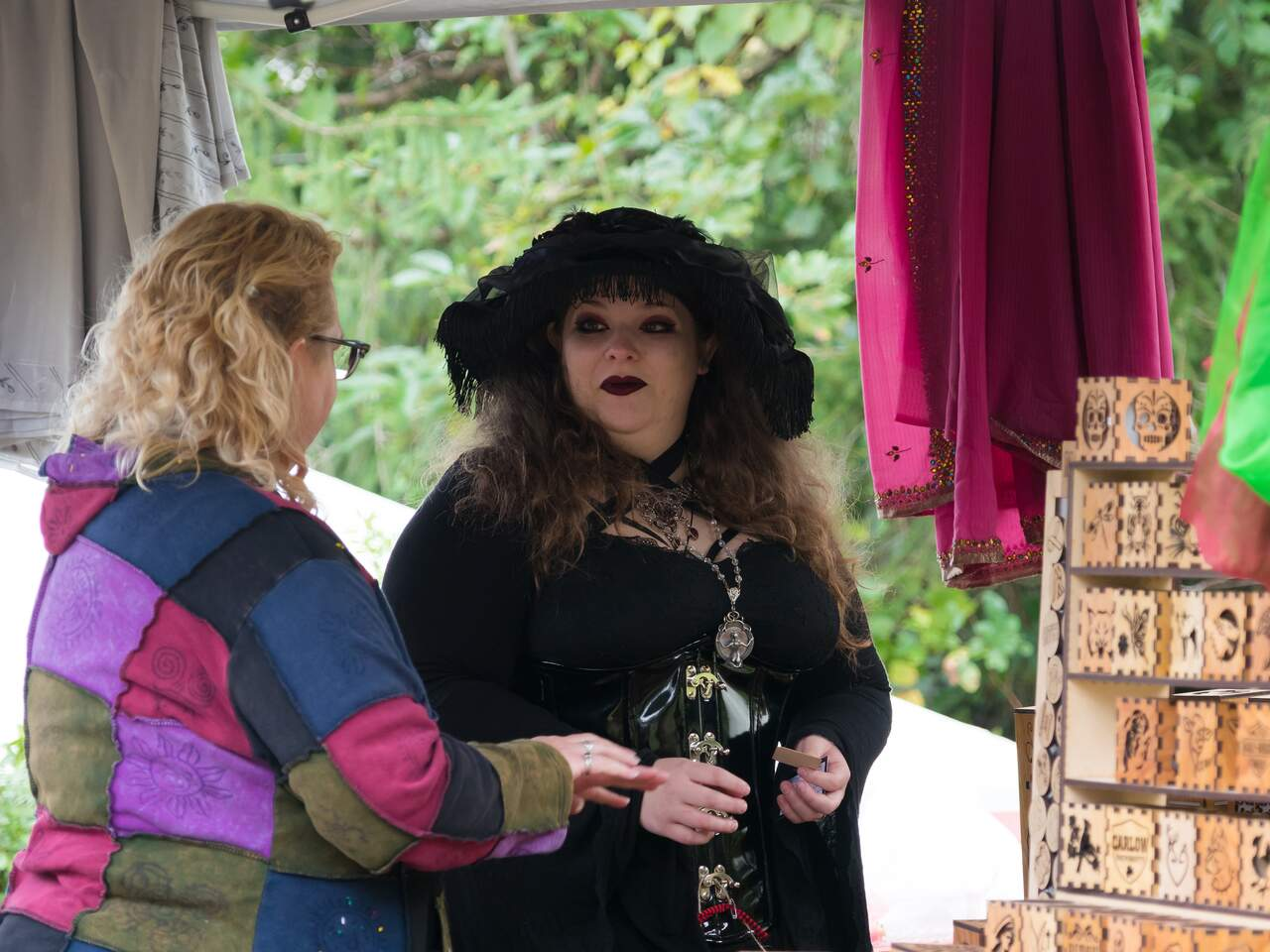 31st Annual Homewood Heritage Festival and Witches Gathering