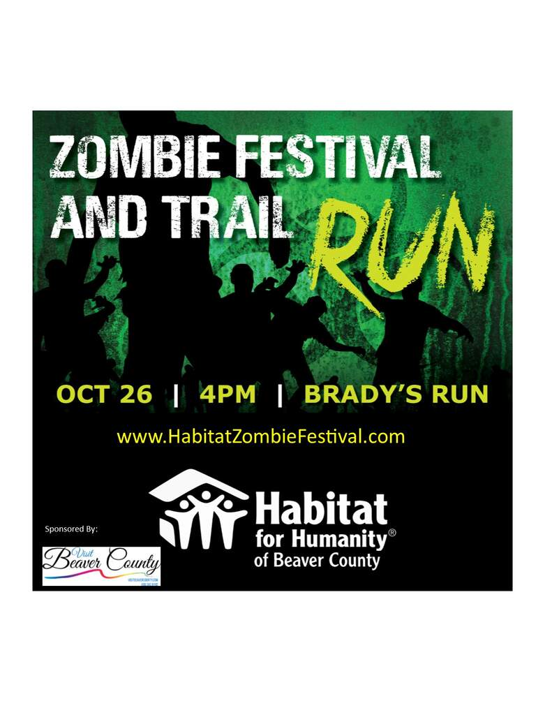 Zombie Trail Run