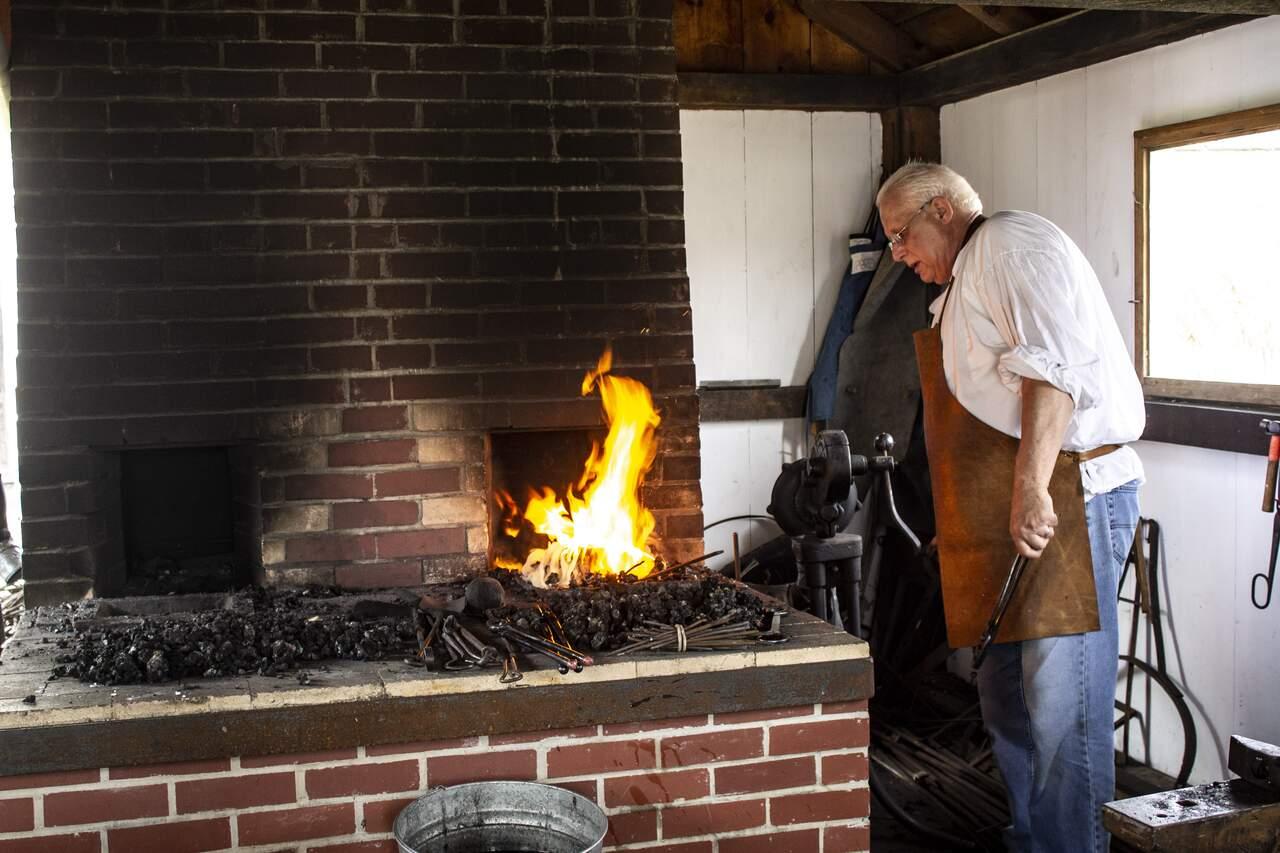 Blacksmithing Class: Beyond the Basics
