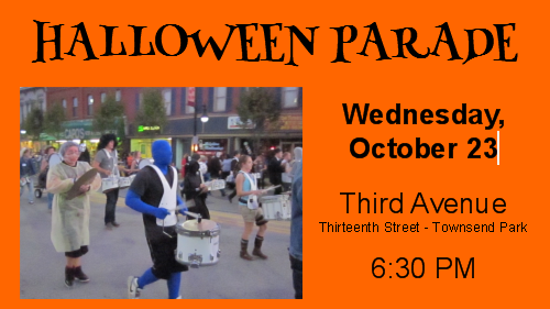 New Brighton Halloween Parade