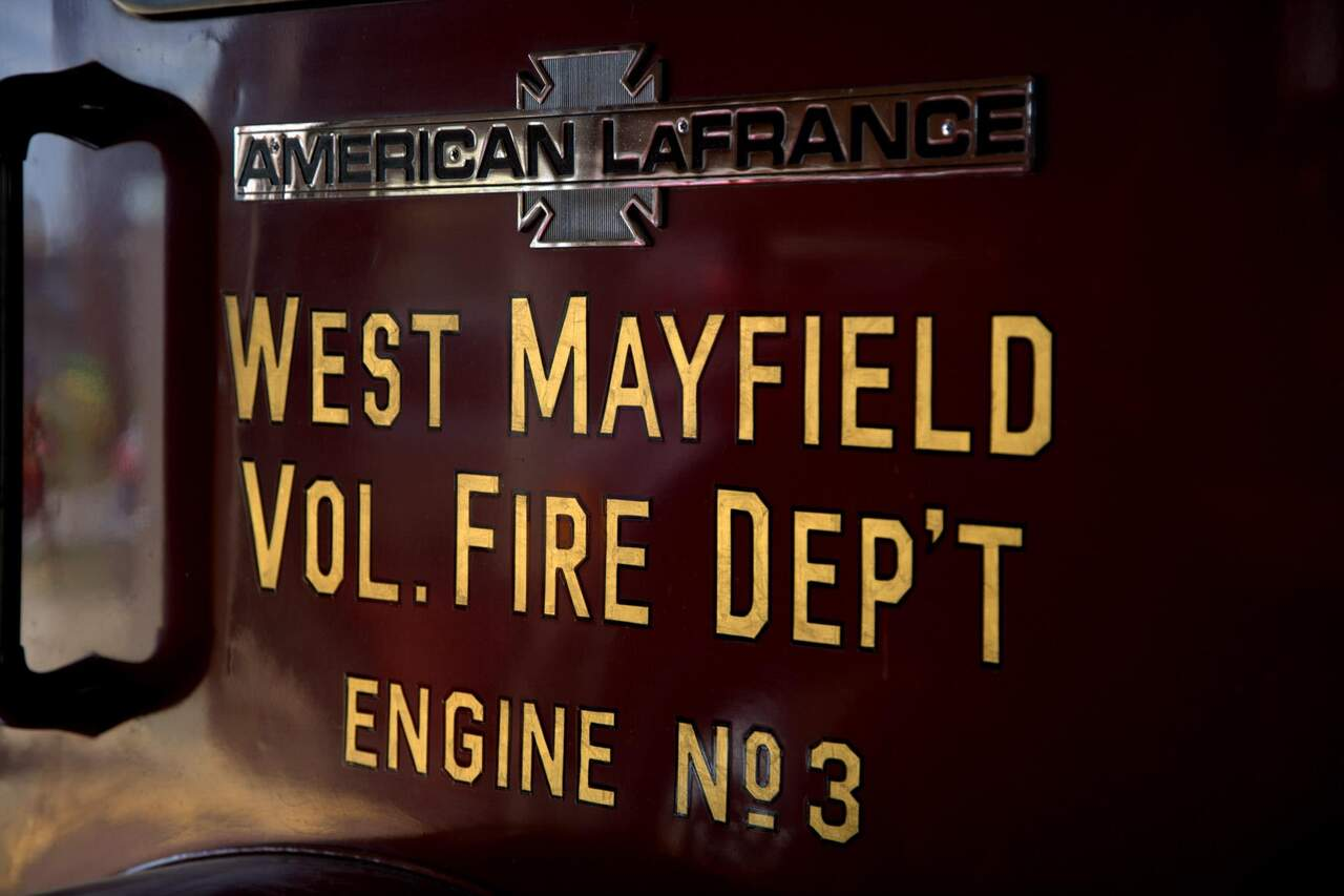 West Mayfield VFD Car Cruise