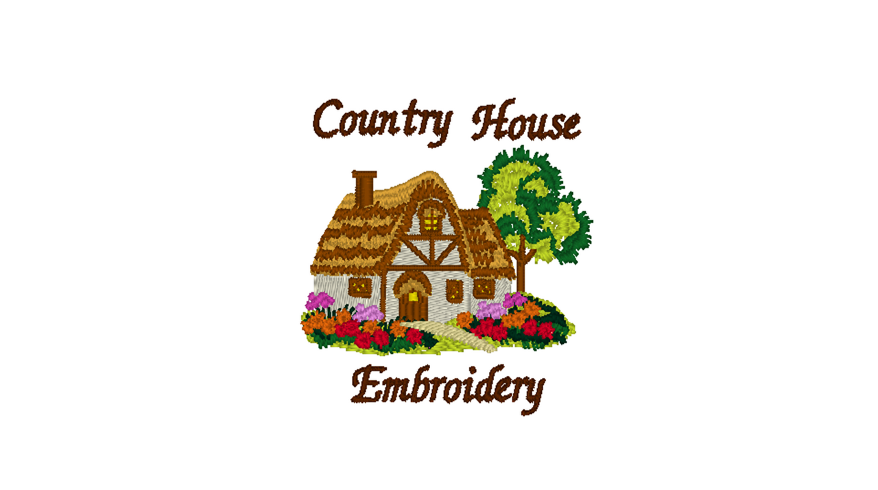 Country House Embroidery
