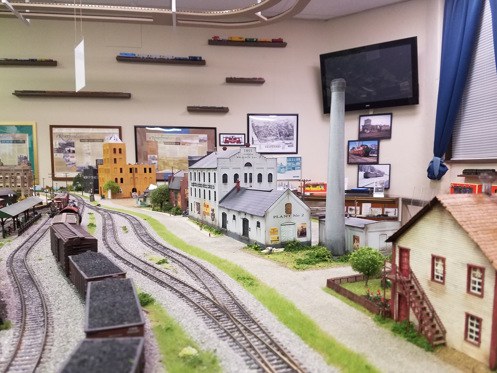 5th Annual Holiday Model Railroad Open House