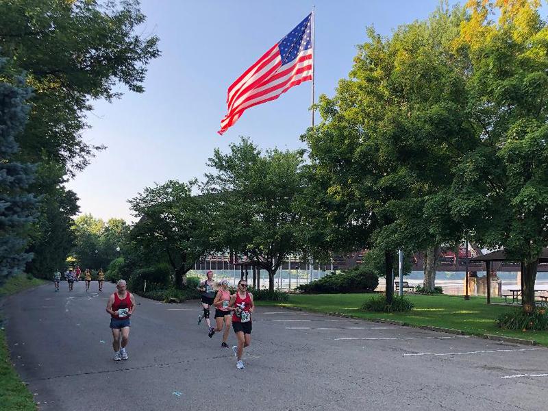 USATF/ORTC Ohio River Trail River Run 5/10K Road Race Series